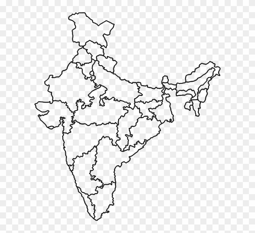 India map - yourselfdesigns